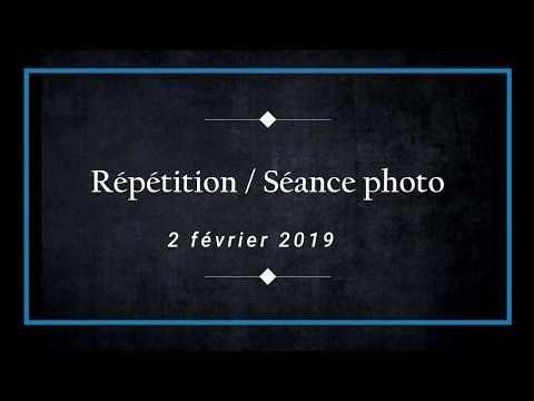 LISANTTA - Répétition 02 février 2019